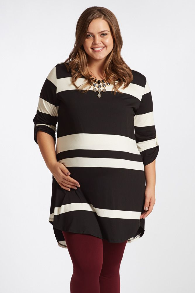 5 maternity outfits for plus size girls that you will love ...