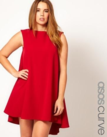 5 plus size red dresses for valentines day 4 - 5-plus-size-red-dresses-for-valentines-day-4