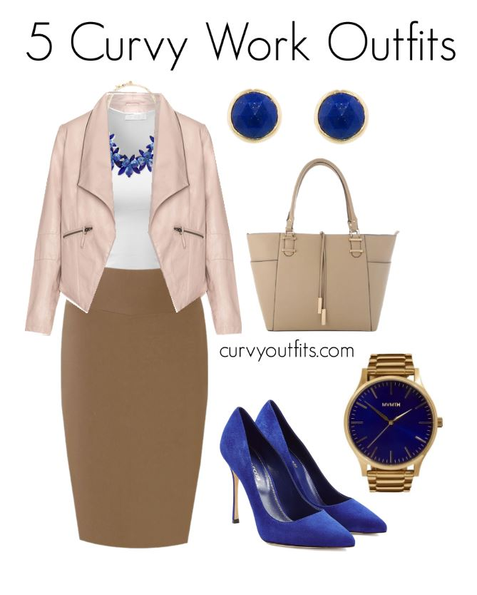 5 Stylish Plus Size Outfits For A Job Interview Curvyoutfits