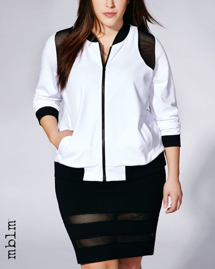 b6397d109893a 5-stylish-ways-to-wear-a-plus-size-bomber-jacket-2 - curvyoutfits.com