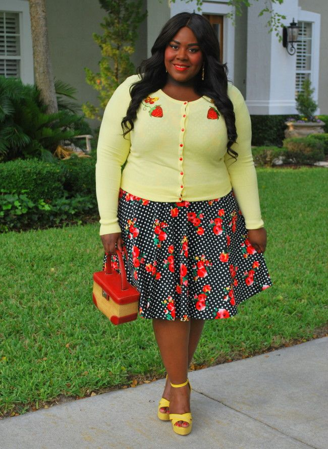5 Ways To Adopt Curvy Vintage Style Outfits Page 3 Of 5