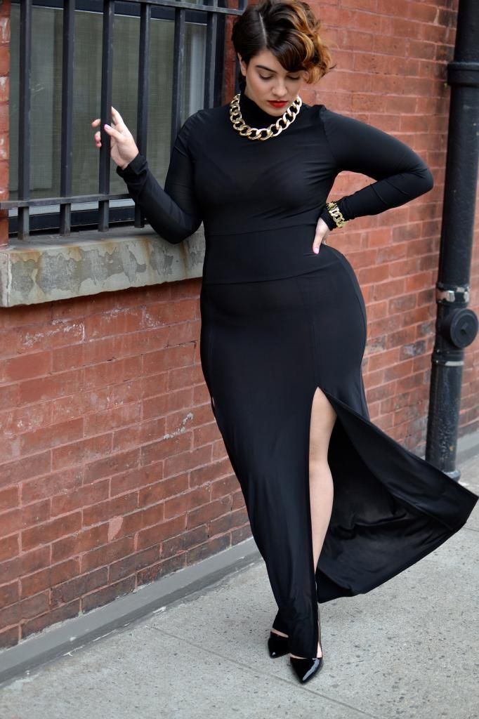 5 ways to adopt the total black style 2 - 5-ways-to-adopt-the-total-black-style-2