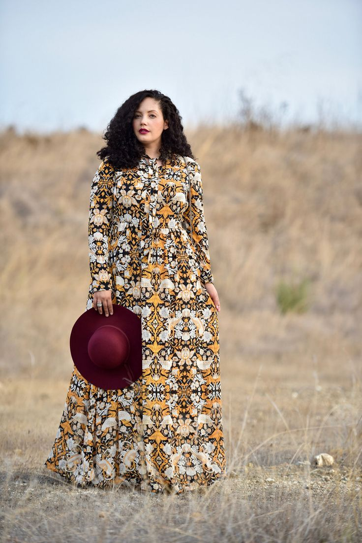 5 Ways To Wear A Maxi Casual Dress Without Looking Frumpy