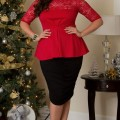 stylish peplum tops for plus size girls 4 120x120 - Stylish peplum tops for plus size girls
