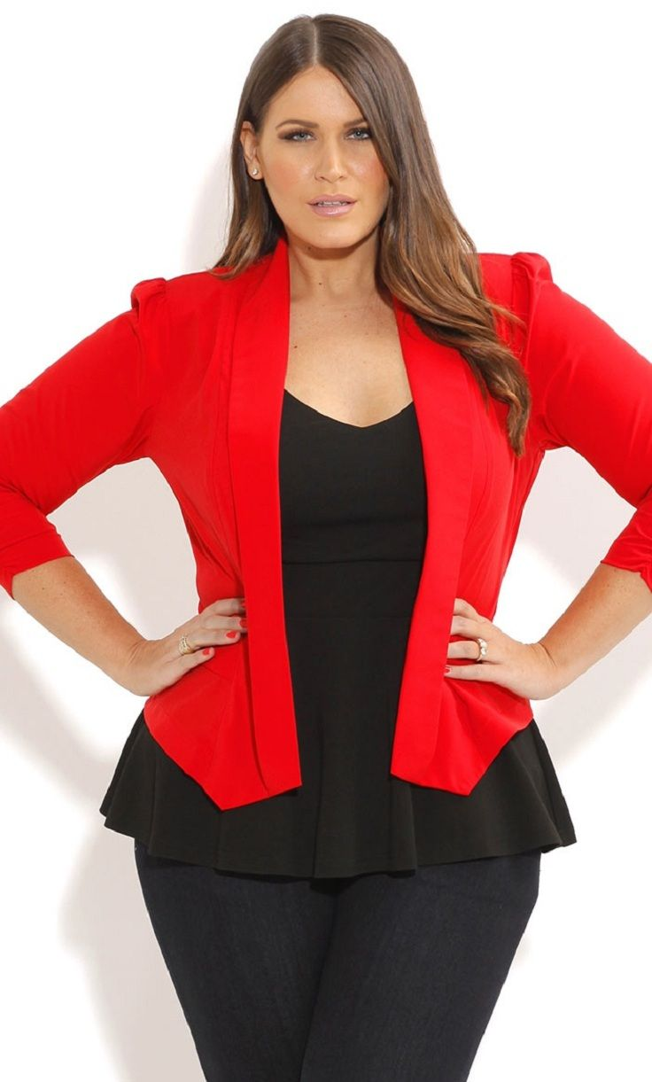 5 all day outfits with red blazer that you will love 3 - 5-all-day-outfits-with-red-blazer-that-you-will-love-3