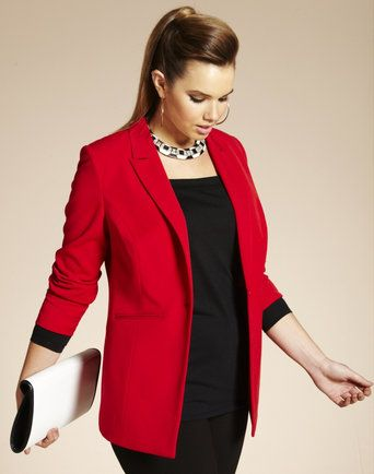 5-all-day-outfits-with-red-blazer-that-you-will-love