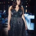 5 curvy evening outfits with a metallic dress 3 120x120 - 5 curvy evening outfits with a metallic dress