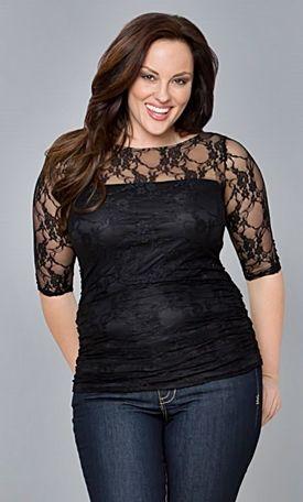 5 flattering black tops for stylish women 3 - 5-flattering-black-tops-for-stylish-women-3
