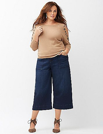 5-flattering-ways-to-wear-plus-size-cropped-pants