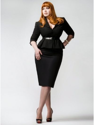 5 plus size female suits that you will love 1 - 5-plus-size-female-suits-that-you-will-love-1