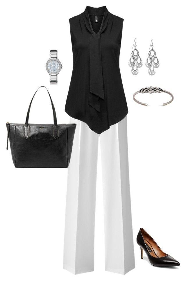 5 stylish ways to wear a black chiffon top - 5-stylish-ways-to-wear-a-black-chiffon-top