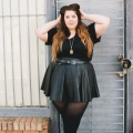 5 stylish ways to wear a plus size mini black skirt 4 120x120 - 5 stylish ways to wear a plus size mini black skirt