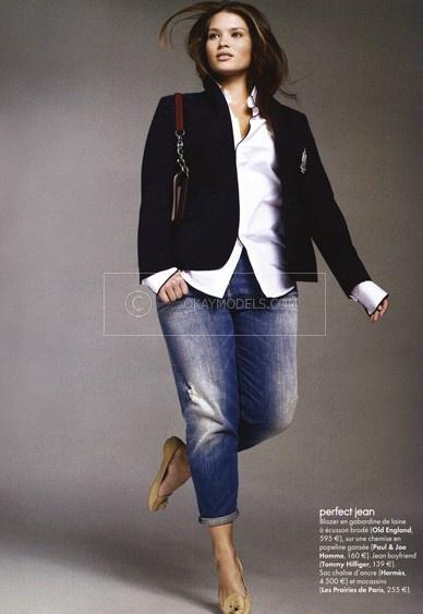 5 ways to wear a plus size velvet blazer in style 2 - 5-ways-to-wear-a-plus-size-velvet-blazer-in-style-2