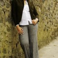5 ways to wear gray tweed pants without looking frumpy 2 120x120 - 5 ways to wear gray tweed pants without looking frumpy