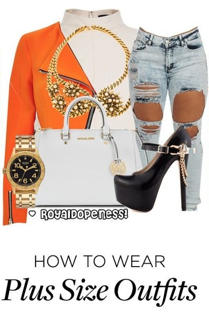 How to get dressed stylishly at parties if you are curvy - curvyoutfits.com