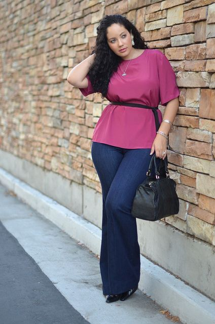 Plus Size Outfit Ideas For Spring