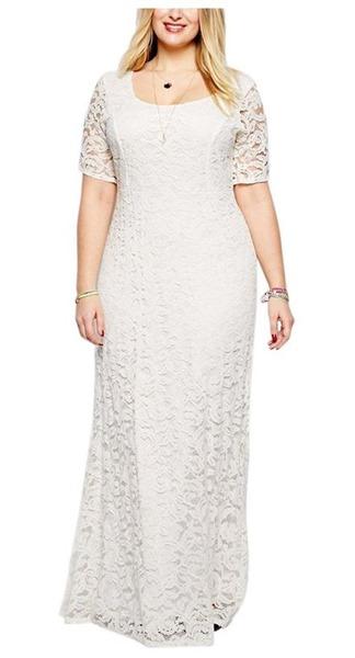 plus size after wedding dress 3 - plus size after wedding dress 3