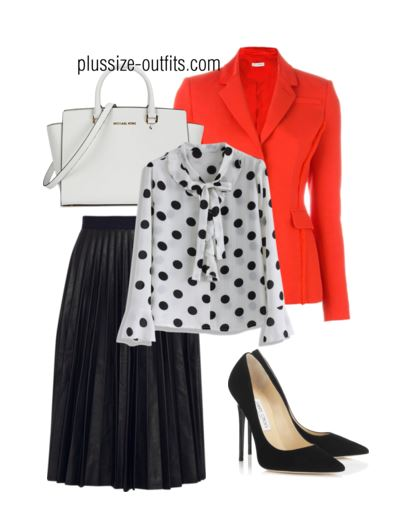 plus size work outfit with skirt - plus size work outfit with skirt