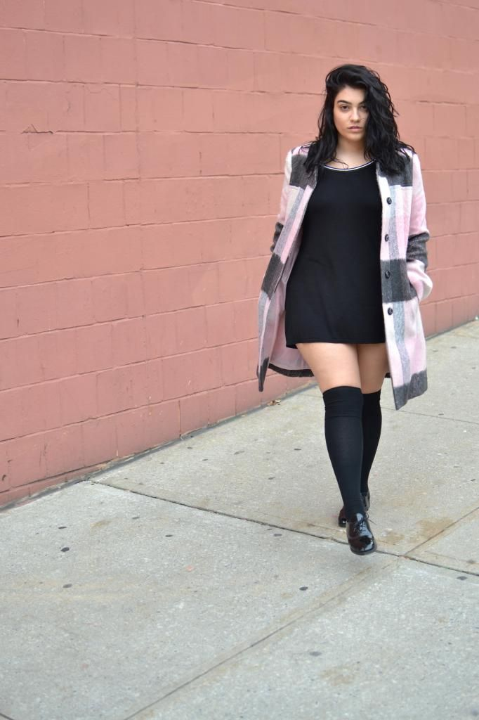 The Right Coats For Petite Plus Size Girls Curvyoutfits