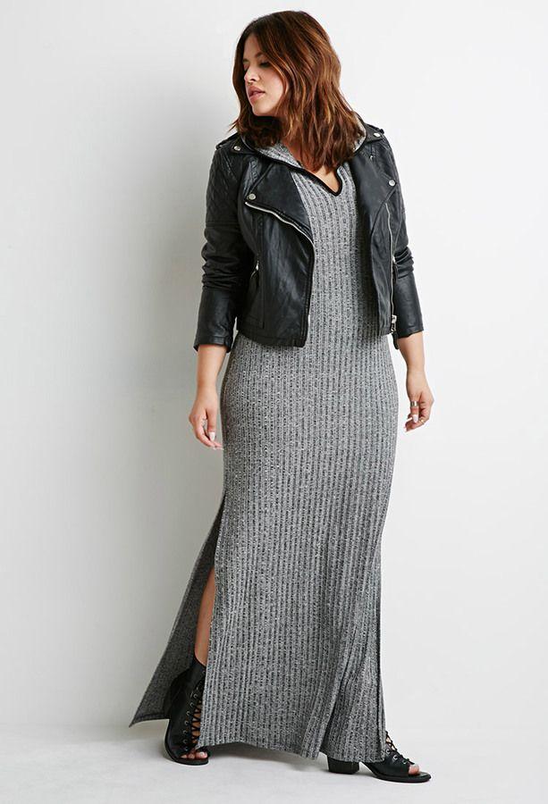 Beautiful Plus Size Maxi Dress