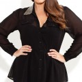 5 ways to be stylish with a plus size collared shirt 4 120x120 - 5 ways to be stylish with a plus size collared shirt