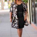 how to wear a plus size animal print garment stylishly 2 120x120 - How to wear a plus size animal print garment stylishly