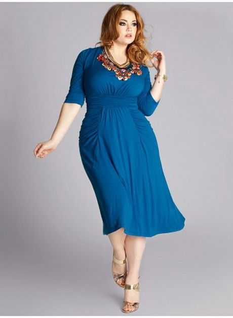 5 flattering plus size dress options for a wedding guest - Page 5 of ...