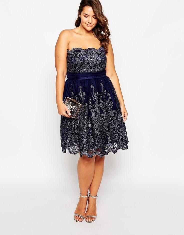 5 plus size metallic dresses for spring fashion