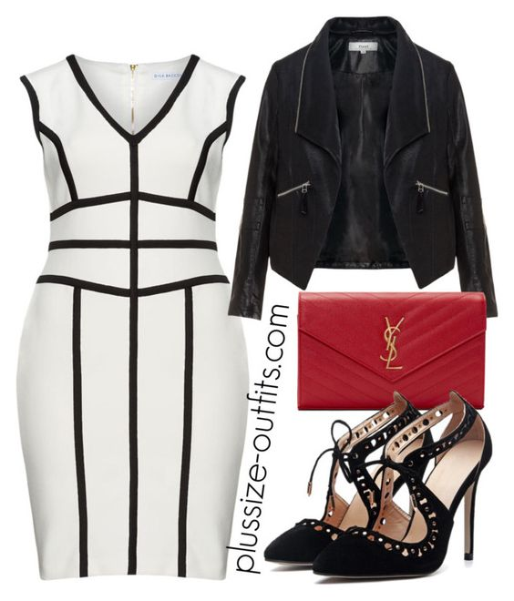 5 spring outfits with a plus size pencil dress6 - 5-spring-outfits-with-a-plus-size-pencil-dress6