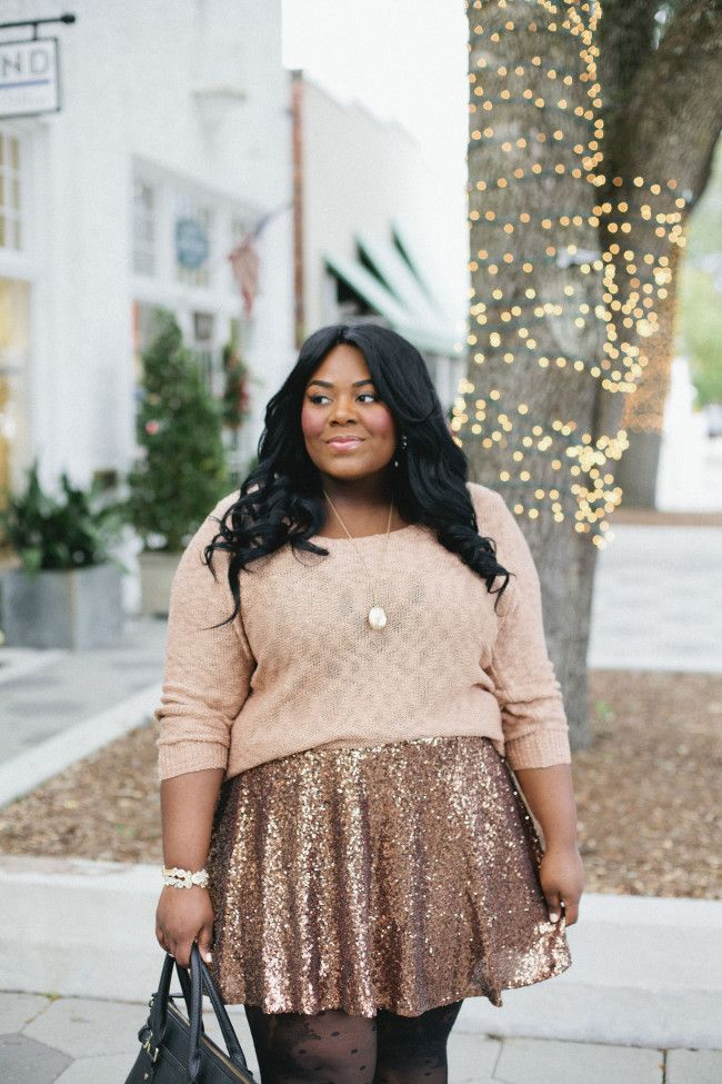 how to be stylish in a plus size skater skirt 15 - how-to-be-stylish-in-a-plus-size-skater-skirt-15