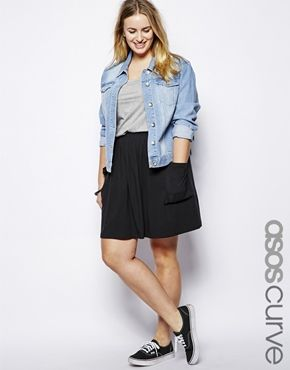 how to be stylish in a plus size skater skirt 4 - how-to-be-stylish-in-a-plus-size-skater-skirt-4