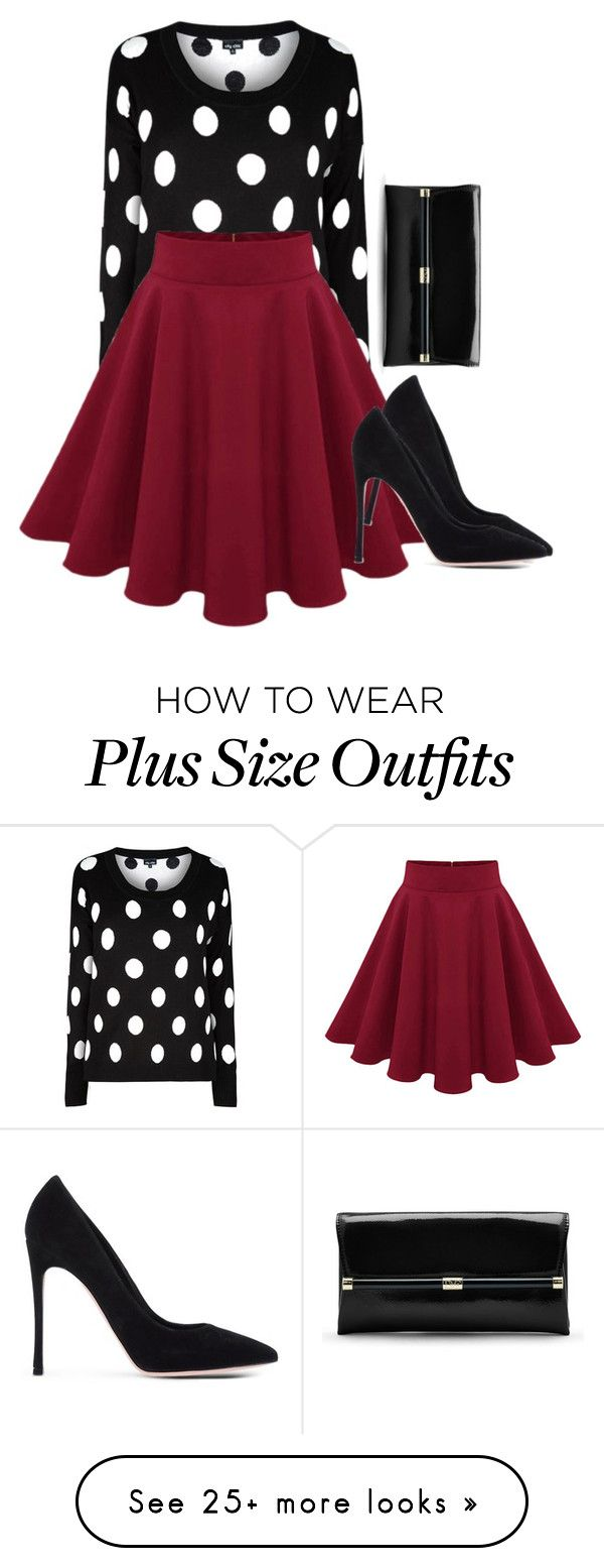 how to be stylish in a plus size skater skirt 8 - how-to-be-stylish-in-a-plus-size-skater-skirt-8