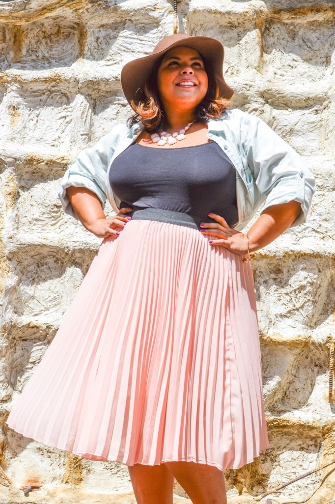 plus size pleated skirts for spring style 1 - 5 cute plus size pleated skirts for spring style