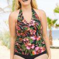 5 flattering plus size one piece swimsuit options 3 120x120 - 5 flattering plus size one piece swimsuit options