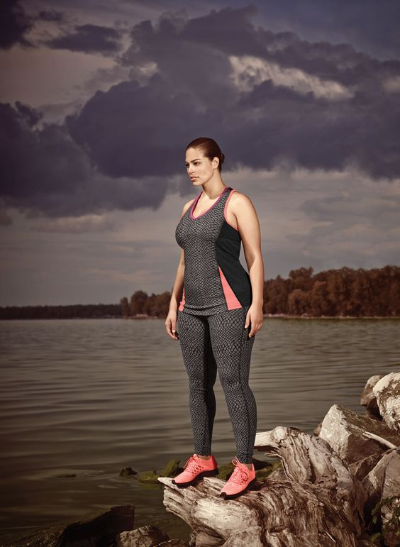 5 gym plus size active wear outfits to copy right now 2 - 5-gym-plus-size-active-wear-outfits-to-copy-right-now-2