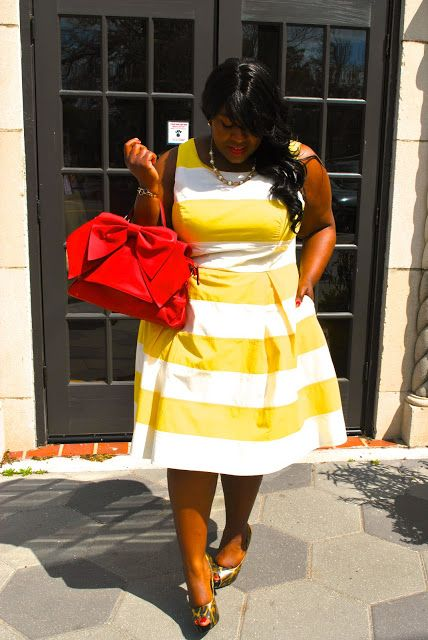 5 plus size yellow dresses for fun spring style - 5-plus-size-yellow-dresses-for-fun-spring-style