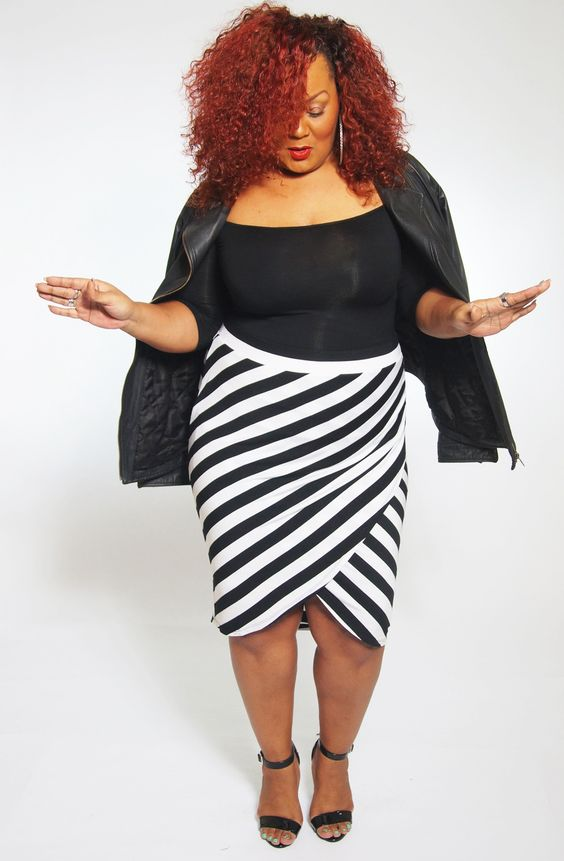 how to wear a plus size tulip skirt in style - how-to-wear-a-plus-size-tulip-skirt-in-style