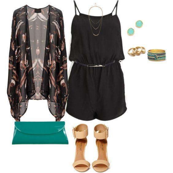 plus size kimono spring outfit - 5 ways to wear a plus size spring kimono