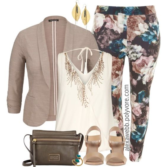 stylish ways to wear floral pants in spring 3 - stylish-ways-to-wear-floral-pants-in-spring-3