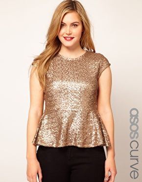 5 glamorous ways to wear a plus size sequin top 3 - 5-glamorous-ways-to-wear-a-plus-size-sequin-top-3