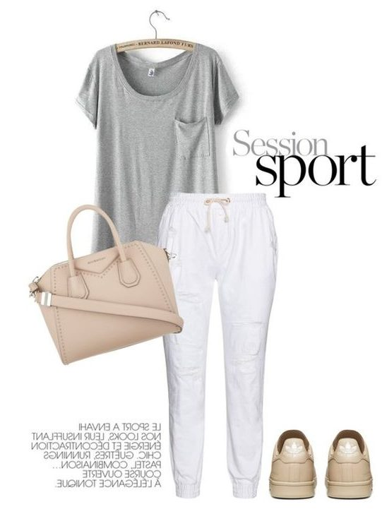 5 ways to mix and match with sporty outfits