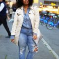 5 chic plus size outfits with a trench coat 4 120x120 - 5 chic plus size outfits with a trench coat