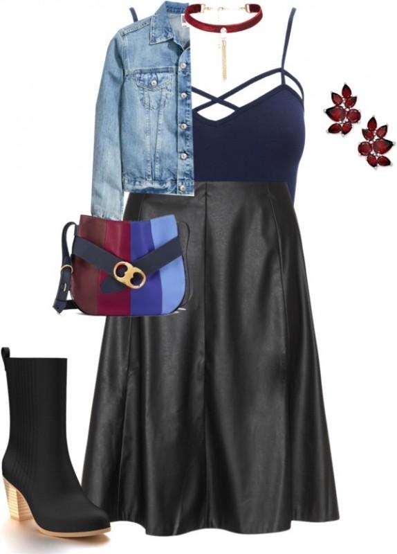 19 stylish winter outfits for curvy women 11 - 19 stylish winter outfits for curvy women 11