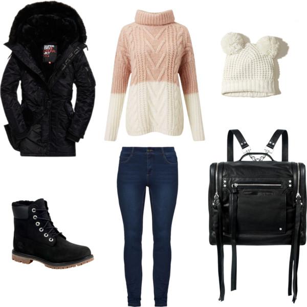 19 stylish winter outfits for curvy women 19 - 19 stylish winter outfits for curvy women 19
