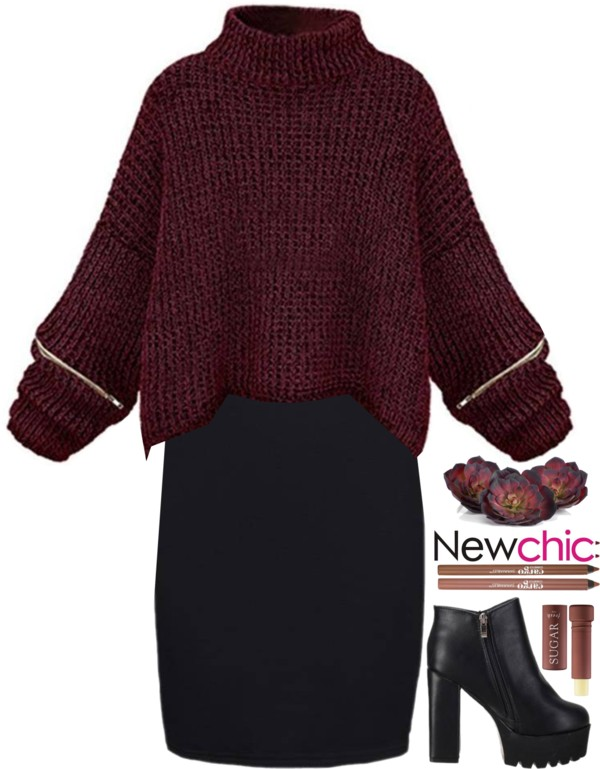 19 stylish winter outfits for curvy women 8 - 19 stylish winter outfits for curvy women 8