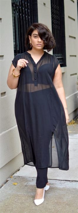 7 Dress With Leggings Plus Size Outfits Page 3 Of 7 Curvyoutfits