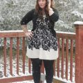 7 dress with leggings plus size outfits 5 120x120 - 7 dress with leggings plus size outfits