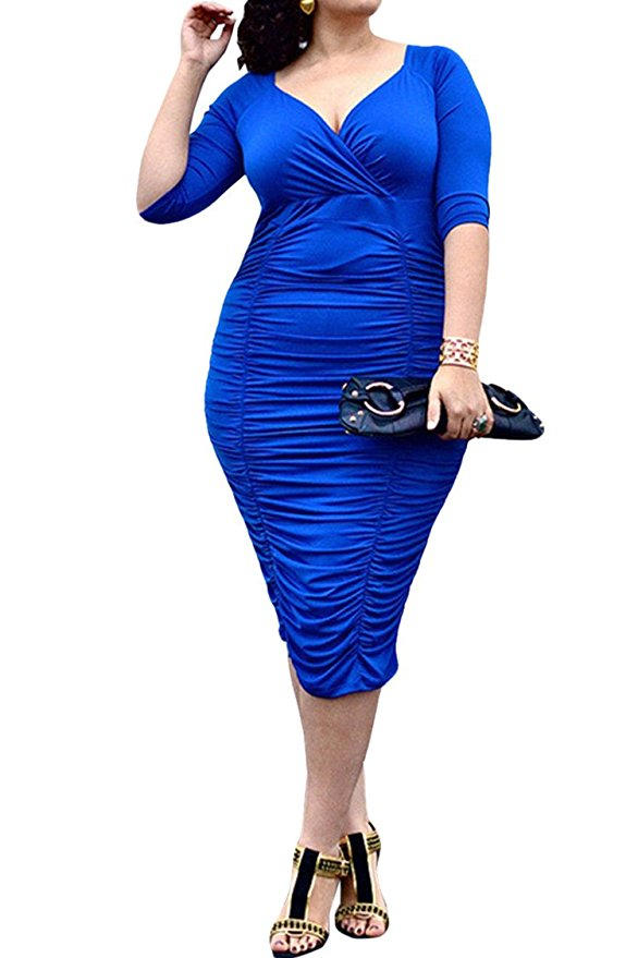 15 beautiful plus size dresses to wear on valentines day 10 - 15-beautiful-plus-size-dresses-to-wear-on-valentines-day-10