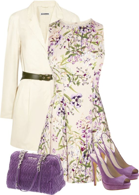 5 ways to include a lavender garment in your style 1 - 5-ways-to-include-a-lavender-garment-in-your-style-1