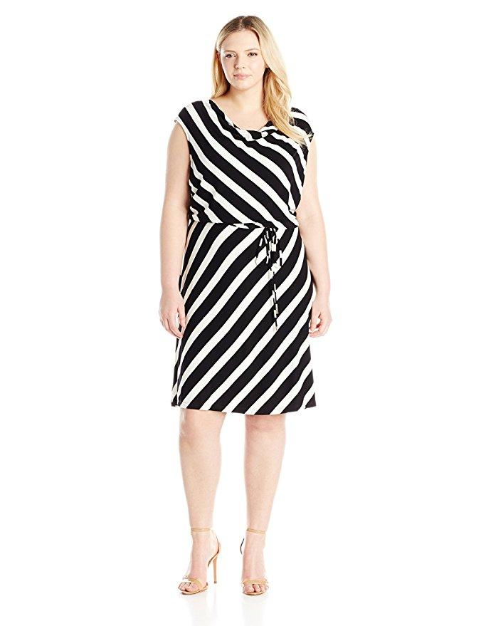 7 flattering color block dresses for spring 3 - 7-flattering-color-block-dresses-for-spring-3